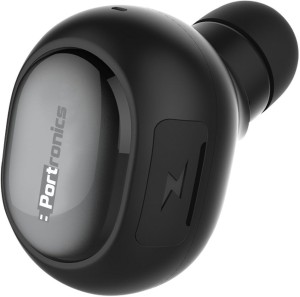 Portronics POR-683 Harmonics Talky Mini Wireless Bluetooth Headset With Mic