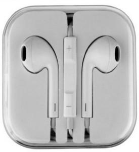 Jme For Apple Earphone with Mic Headphones