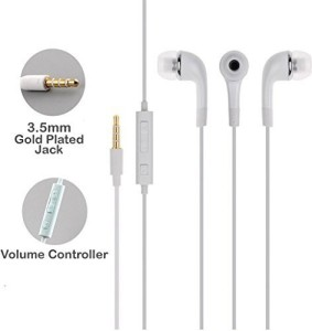 Ikart Premium Quality High Selling Earphone for Samsung,HTC,& all android devices Wired Gaming Headset With Mic