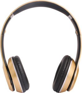 REJUVENATE S460 WIRED & WIRELESS WITH TF CARD SUPPORT Wired & Wireless Bluetooth Gaming Headset With Mic