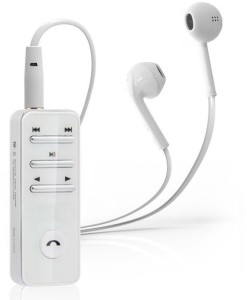 Shrih Stereo Universal Wireless Bluetooth Headset With Mic