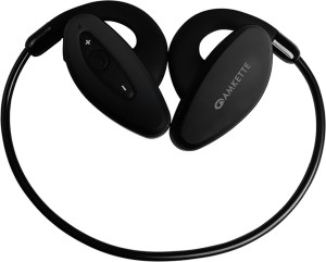 Amkette Pulse Wireless Bluetooth Headset With Mic
