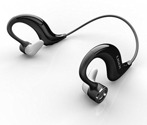 Liger Bluetooth Headphones, Liger XS300 High Quality Wireless Stereo Bluetooth 4.1 Sport Earbuds Earphones, Neckband Hands Free Calling and Microphone for iphone 6S, 6, 6 plus, 5 5s 5c, and Android Phones. Wireless Bluetooth Headset With Mic