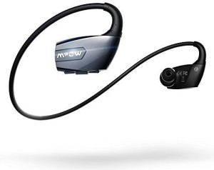Mpow Antelope 4.1 Sweatproof Sports Wireless Bluetooth Headset With Mic