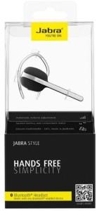 Jabra Style Wireless Bluetooth Headset With Mic
