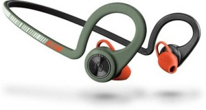 Plantronics Plantronics Backbeat FIT Bluetooth Headsets - Stealth Green Wireless Bluetooth Headset With Mic