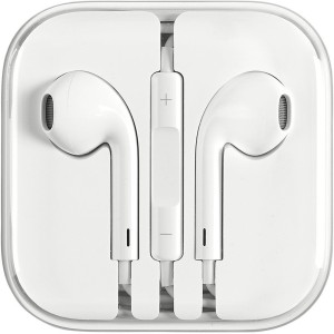 IKART Original High Quality Earphone for Apple iphone 5,5s,5c,6,6s,6plus,6splus,7,7plus,ipad & Ipod Wired Headset With Mic