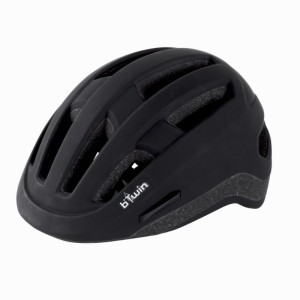 a9e448dcb Btwin by Decathlon Urban 7 Cycling Helmet Black Best Price in India ...