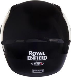 c9a9941a Royal Enfield STREET NIMBUS Motorbike Helmet Black Best Price in ...