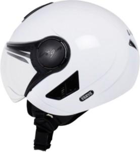 dd17dd0c Vega Verve Motorbike Helmet White Best Price in India | Vega Verve ...