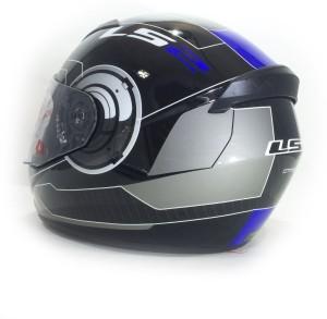 d634369091c LS2 Atmos Black Blue With Mercury Visor Motorbike Helmet Black Blue Best  Price in India | LS2 Atmos Black Blue With Mercury Visor Motorbike Helmet  Black ...