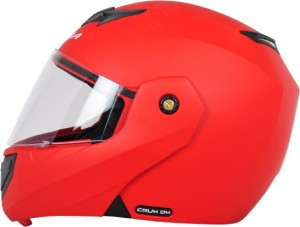 6e74f6a4 Vega Crux DX Motorbike Helmet Red Best Price in India | Vega Crux DX ...