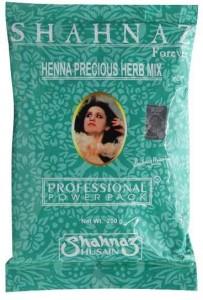 1b668a62e Shahnaz Husain Forever Henna Precious Herb Mix Professional Power Pack600 g
