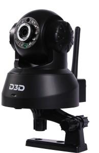 D3D IP Camera W-Hd  Webcam
