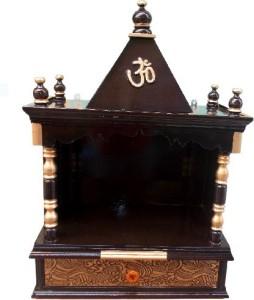 Vishwakarma Furniture Wooden Home Temple ( Height 72 Cm )