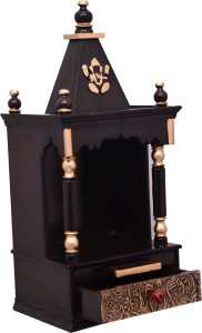 Vishwakarma Furniture Wooden Home Temple Height 70 cm Best Price in ... 4a2a85ee6