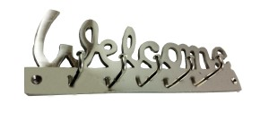 DOCOSS WELCOME HANGER HOOKS 5 - Pronged Key Holder
