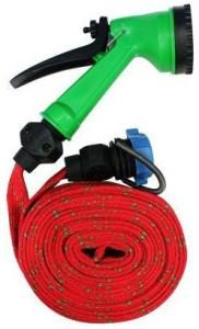 Shrih SH - 01863 Multifunction Water Spray Gun Hose Pipe