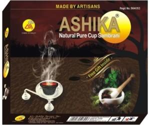 Ashika's Sambrani Incense Sticks15 Sticks per Box