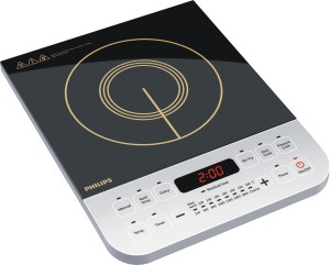 Philips Hd4928 01 Induction Cooktop Black Push Button Best Price In