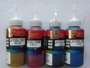 Lyson Epson L100,L200 ink Single Color Ink