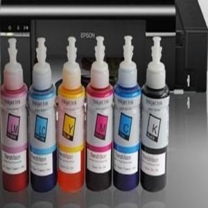 ECO L800,L805 L1800 Epson Tank Printer Multi Color InkBlack, Magenta, Cyan,  Yellow
