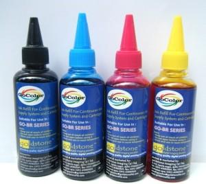 Gocolor Brother 100ml Dye Ink Multi Color Ink
