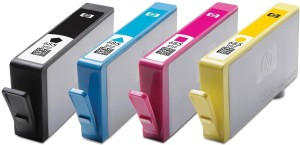 Dubaria 685 Ink Cartridges For Use In HP DeskJet Ink Advantage 3525, 4615, 4625, 5525, 6525 Printers - Cyan, Magenta, Yellow & Black - Combo Value Pack Multi Color Ink