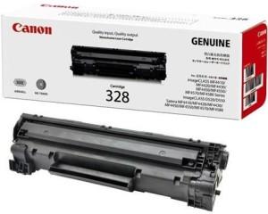 Canon 328 Black Laserjet Toner Cartridge Single Color