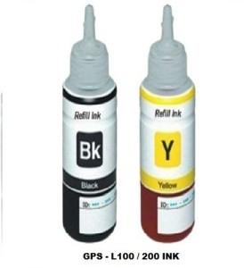 Gps L100,L110,L200,L210,L300,L350,L355,L550,L55 Multi Color Ink