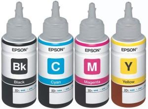 Epson For L100/L200/L210/L220/L300/L350/L500 Multi Color Ink