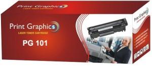 Print Graphics 101 / MLT-D101L Cartridge - Samsung 101 Compatible For use In SF-760P, SF-761P, ML-2160, ML-2161, ML-2162G, ML-2165, ML-2166W, ML-2168, SCX-3400, SCX-3401, SCX-3405,SCX-3406 Single Color Toner