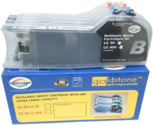Gocolor Continuous Tank Supply System LC39 for Brother J125,J315,J515,J265,J410,J415,J220 Etc Multi Color Ink