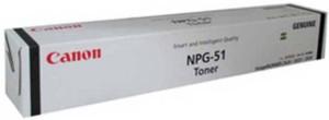 Canon NPG 51 Single Color Toner