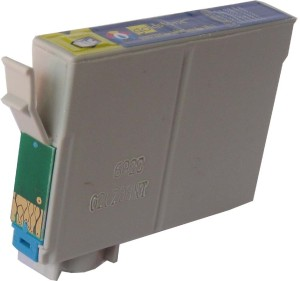 Max Max T0732 Compatible Cyan Ink Cartridge For Epson Printer Prefilled Single Color Ink