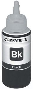 PRASH EPSON INK BOTTEL FOR EPSON L100/L110/L200/L210/L220/L300/L350/L355/L365/L550/L565 (BLACK) Single Color Ink