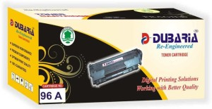Dubaria 96A / C4096A Cartridge - HP Compatible For Use in LaserJet 2100, 2200, 2200d, 2200dse, 2200dt, 2200dtn Single Color Toner