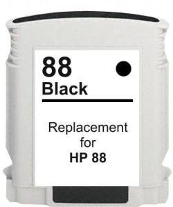 Dubaria 88XL / C9396AN Cartridge - HP Compatible For Use In L7480,L7400,L7500,L7550,L7555,L7580 ,K5400,K8600,L7580,L7590,L7600,L7700 Single Color Ink