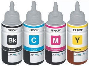 Epson For L100/L200/L210/L220/L300/L350/L500 Multi Color Ink