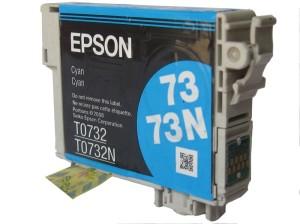 Epson Cartridge 73N Original Single Color Ink