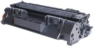 AC-Cartridge 80A / CF280A Toner cartridge HP 400/ M401/ M401d/ M401dn/ M401dw/ M401n/ M425d/ M425dw Single Color Toner