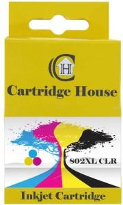 Cartridge House CH564ZZ 802XL Multi Color Ink