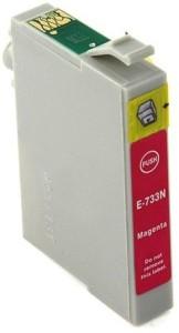 Dubaria 73N Magenta Ink Cartridges Compatible For Epson T0733N Magenta Ink Cartridge For Use In Epson Stylus Printers C110, C79, C90, C92, CX3900, CX4900, CX5500, CX5600, CX5900, CX6900F, CX7300, CX8300, CX9300F, T10, T11, T20, T30, TX100, TX110, TX121, TX200 , TX210, TX220, TX300F, TX400, TX510FN, TX550W, TX600FW Single Color Ink