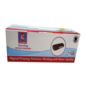AC-Cartridge 316 Black Cartridge Canon LBP5050N LBP-5050 Single Color Toner