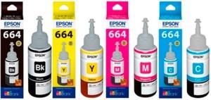 Epson Inkjetcissink Multi Color Ink