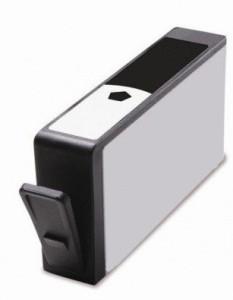 Dubaria 920 Black Ink Cartridge Compatible For HP 920 / CD971AA Black Ink Cartridge For Use In OfficeJet 6500 - E709c, 6500A, E710n, 6500A, 7000, E809a, 7500A, E910a Printers Single Color Ink