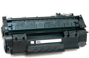 Dubaria Compatible For HP 49A / Q5949A Cartridge Single Color Toner