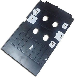 Max PVC ID Card Tray For InkJet Printer Used For Epson L800, L805, L810, L850, R280, R290, T50, T60, P50, P60 Printing Multi Color Ink