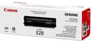 Canon Canon 328 Black LaserJet Toner Single Color Toner