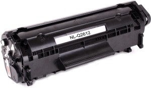 Texas Elements Canon LBP-2900/3000, HP 2612 LaserJet 1010/1012/1015/1018/1022/1022N Single Color Toner